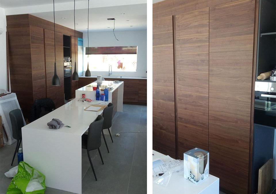 Apuesta por el Sistema Darwin en la reforma de tu cocina con muebles a medida